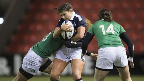 Thomson and McMillan lead a new breed of Scotland Women