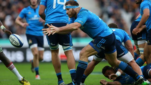 Italy prop Cittadini on the move