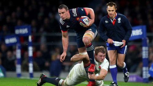 Road to the NatWest 6 Nations: Picamoles and Hogg run riot