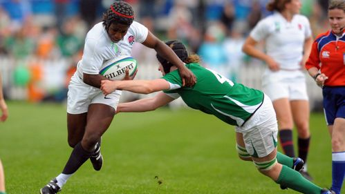 Alphonsi reveals her Women's Six Nations thoughts