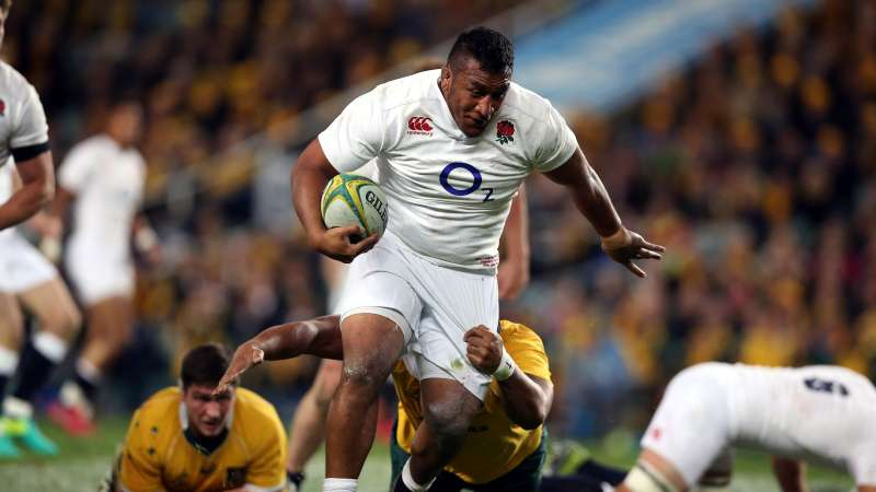 Mako in line for Italy return after being named in England squad