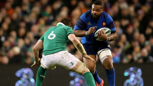 Bastareaud back in France squad as injuries mount up