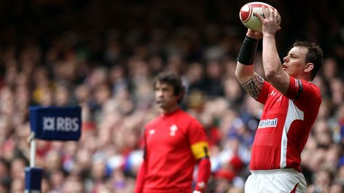 Rees: Wales legend Jones a great asset