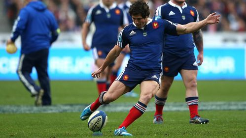 Machenaud determined to regain France spot