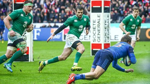 Noves hails France's self belief after downing Ireland