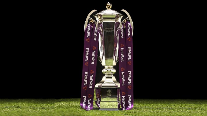 NatWest Six Nations trophy