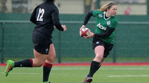 Briggs returns as Ireland women warm up with Wales win
