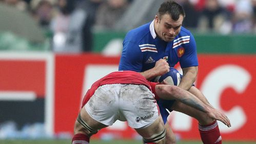 France prop Mas refreshed after break and eyeing World Cup