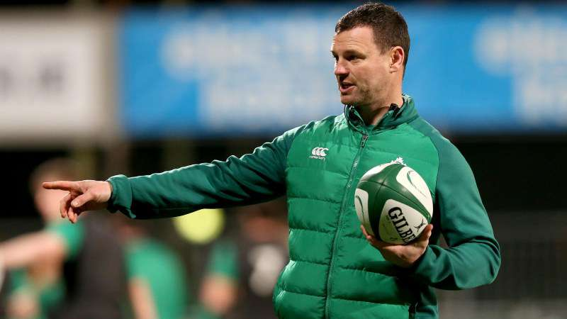 Carolan names new-look Ireland Under-20s squad