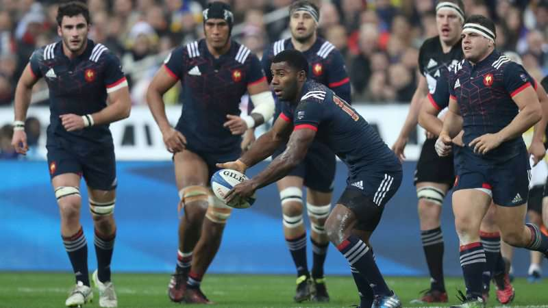 Four uncapped players named in France squad