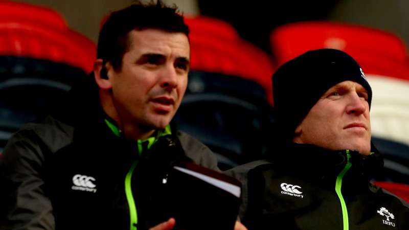 McNamara excited by Ireland Under-20s squad