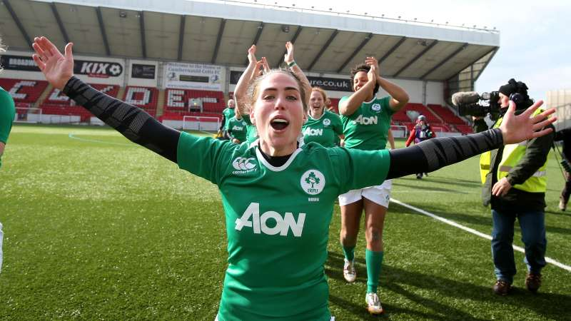 Ireland Women focused on themselves for title success