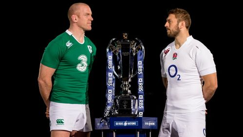 Ireland v England - preview