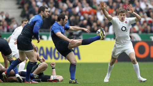 What Happens Next, France v England 2012