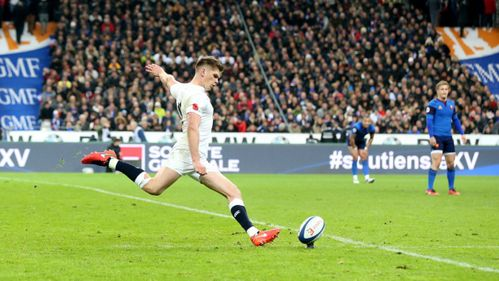 Boost for England as Farrell prepares to return
