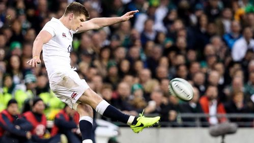 Road to the Six Nations: Farrell fires in Saracens win