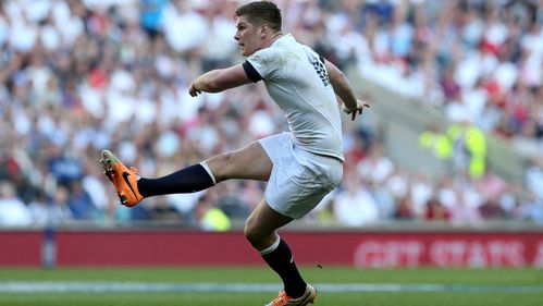 Carrying home England Rugby to sweet success