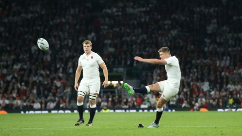 Farrell reflects on his stunning comeback game in Toulon
