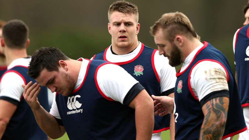 New contracts for England trio