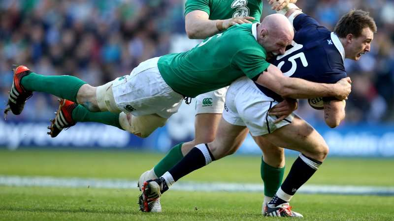 Ireland legend O'Connell calls time on career