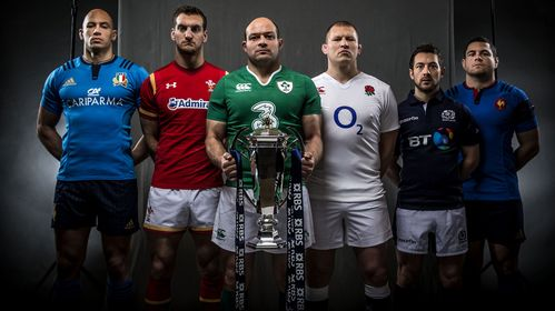 RBS 6 Nations ready to kick off
