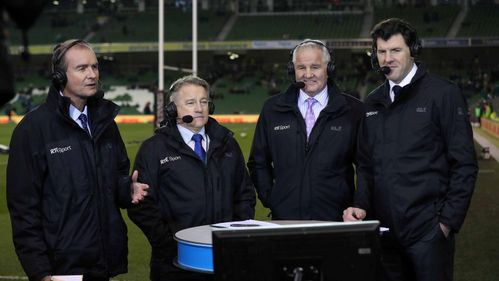 TV Guide: Ireland - RBS 6 Nations 2017 Round Three