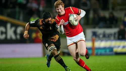 Patchell set to stake his claim for Wales No10 shirt
