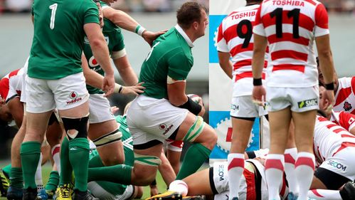 Ruddock proud as Ireland overcome 'biggest test'