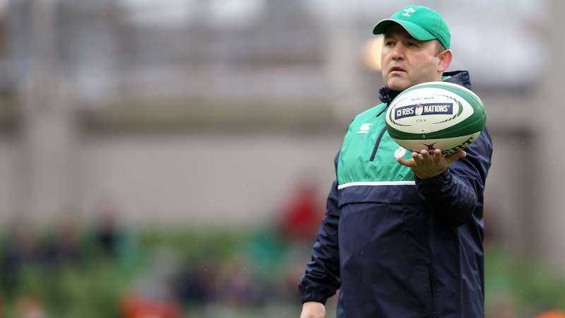 Murphy: Everyone still in the mix for Ireland