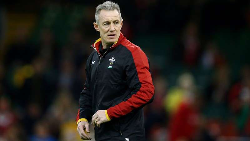 Jones takes over as skipper of Howley's new-look Wales squad