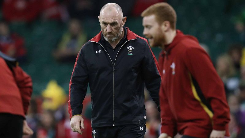 Wales beats Samoa 19-17 in rain-soaked rugby test
