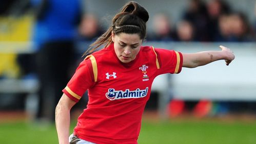 A case of like father like daughter for Wales Women's Robyn Wilkins