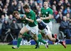 Recalled O'Gara leads Ireland to victory