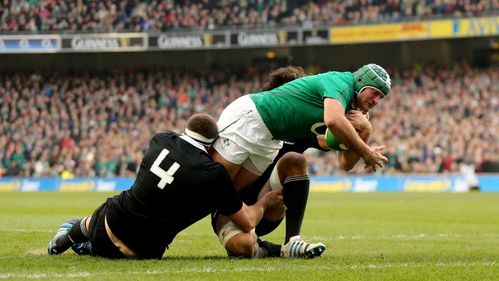 Ireland's Best ready to captain Ulster
