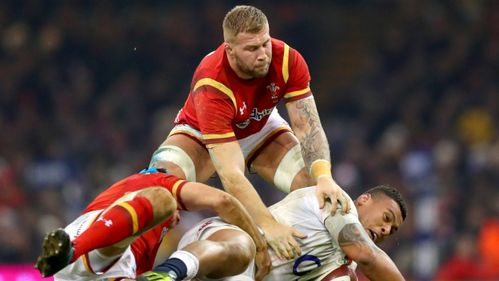 Following in his father's footsteps - Getting to know Wales' Ross Moriarty
