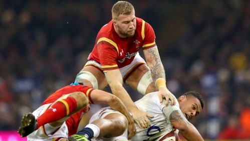 Moriarty confident RBS 6 Nations performances sealed Lions spot
