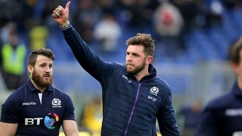 Plenty to improve despite Scotland win says Wilson