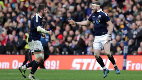 Scotland up to best-ever world ranking after Wales win