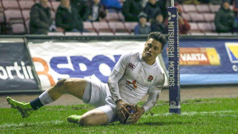 England Under-20s stay perfect after downing Italy