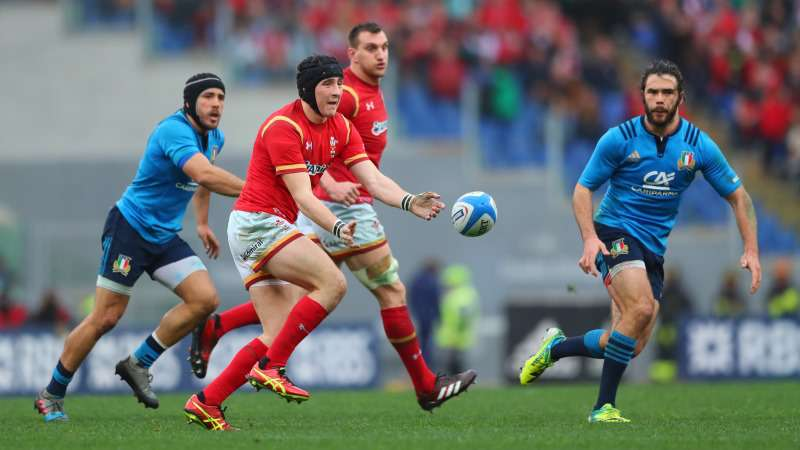 Lawson: Wales young guns showing maturity beyond their years