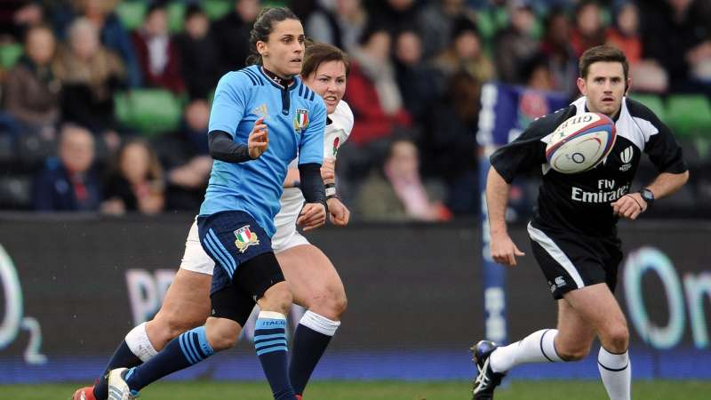 Experienced Barattin to lead Italy in Women's Six Nations