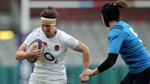 Hunter: England Women are keeping their feet on the ground