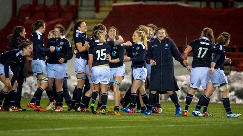 Scotland Women build on strong 2017 with new appointments