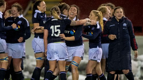 Veteran Lockhart reflects on ending Scotland Women's drought