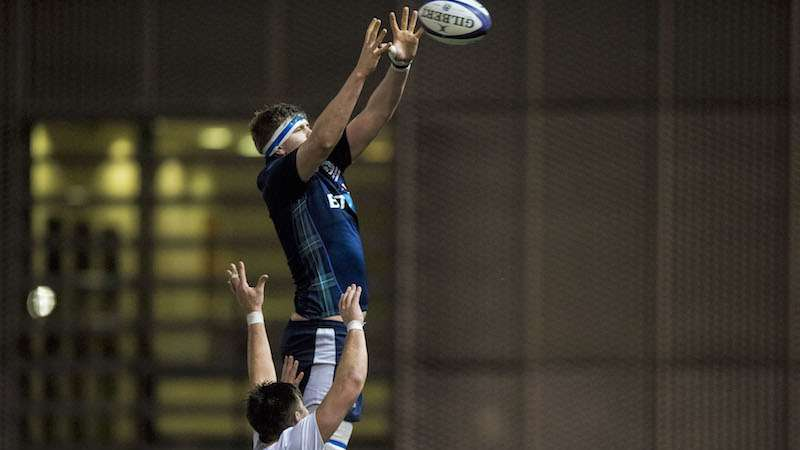 Cummings toasts historic Scotland Under-20s victory