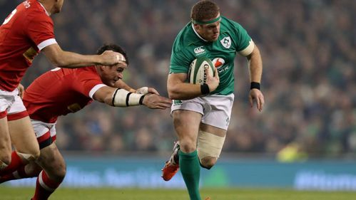 Cronin set to miss 2017 RBS 6 Nations with injury