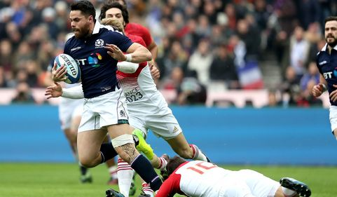 Maitland relishing battle with Scotland teammate Seymour