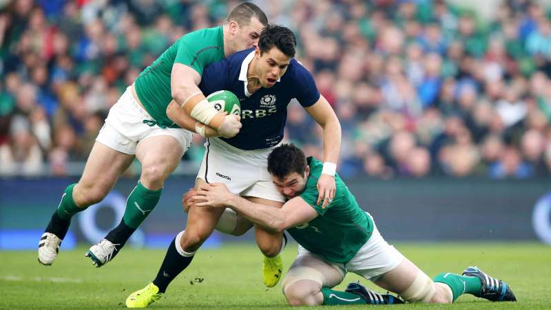 Scotland's Maitland on course for World Cup comeback