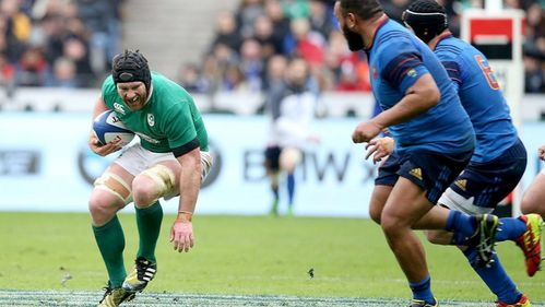 O'Brien to miss Ireland's tour to South Africa