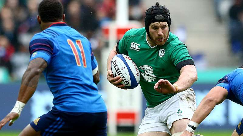 O'Brien expected to make start of RBS 6 Nations